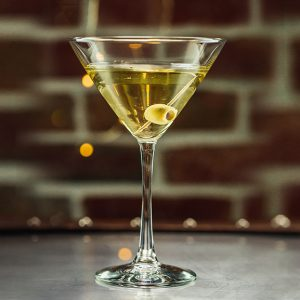Martini Glass 8 oz