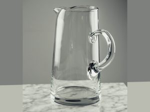 Beverage Pitcher Straight
