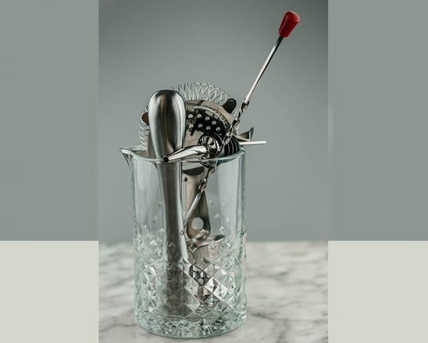 Cocktail Stirring Glass Kit