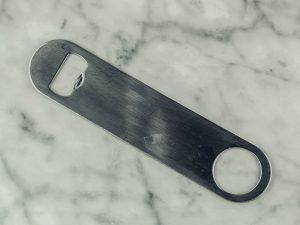 Flat Bottle Opener