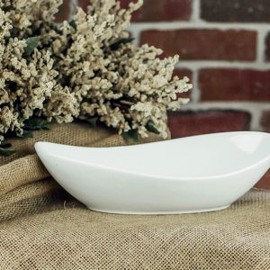 Oval Serving-Bowl 23oz