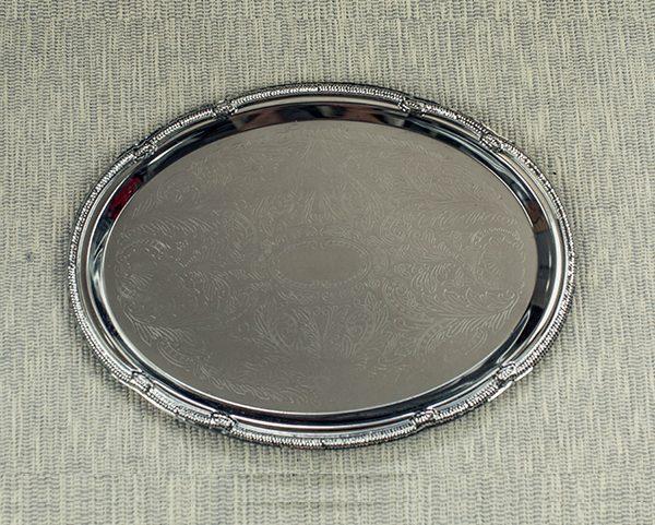 Oval-Tray