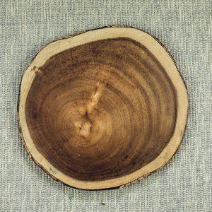 Round Acacia Board