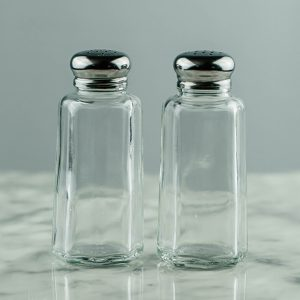 Set of Salt Pepper Shakers