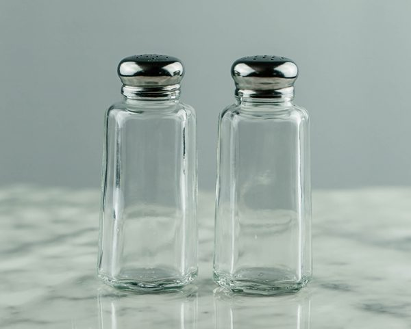 Set of Salt Pepper Shakers