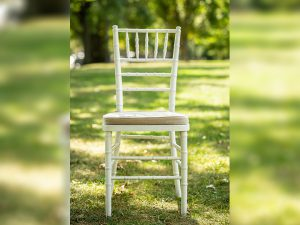 Chiavari White Chair