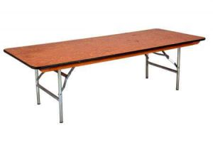 Children Table 6′ x 30″ x 21″ Tall