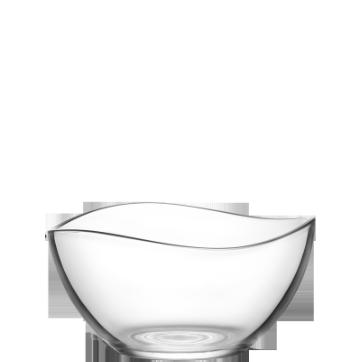 Wavy Serving Bowl
