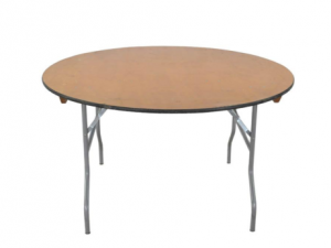 Round Table 48″ Wide