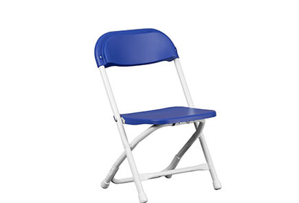 Children Chair Blue