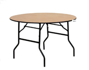 Round Table 60″ Wide