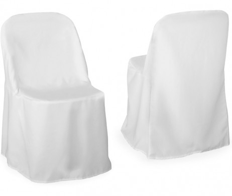 White Covers For Metal Frame Folding Chairs