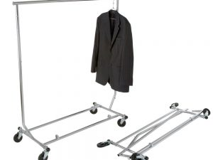 Collapsible Coat Rack 6′